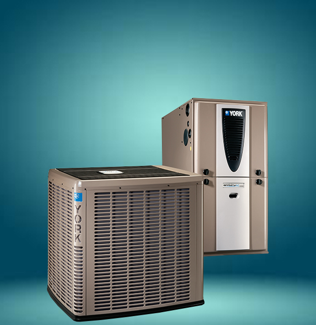 Heating & Air Conditioning Repair + Replacement